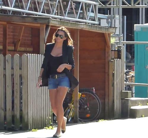 Sabia Boulahrouz zeigte sich jetzt in einem sexy Outfit