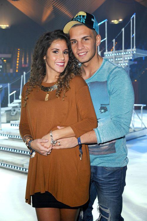 """Sarah und Pietro haben ihr Baby tatsächlich """"Alessio"""" genannt"""