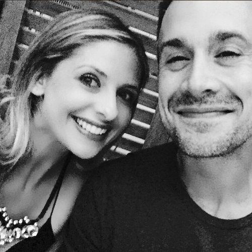 Sarah Michelle Gellar und Freddie Prinze Jr. sind seit 13 Jahren glücklich verheiratet
