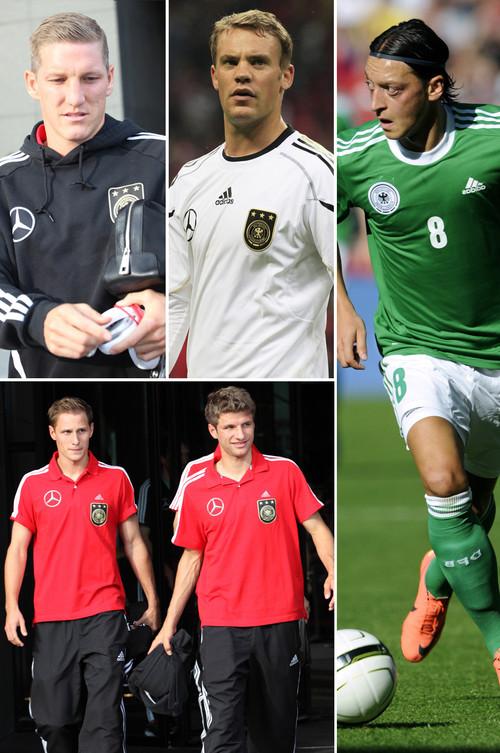 Heute Abend hat die deutsche Elf ihr erstes EM-Spiel