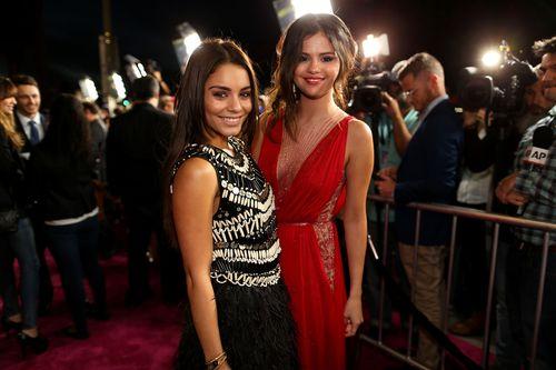 Vanessa Hudgens & Selena Gomez sind beste Freundinnen