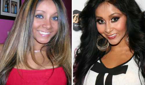 Snooki im Vergleich: Frher und heute
