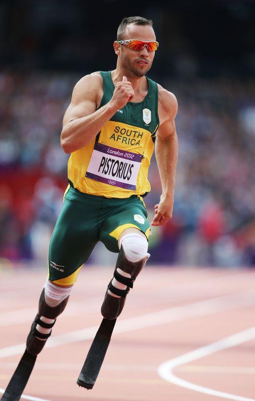 Prothesen-Sprinter Oscar Pistorius verpasste am heutigen Abend den Sieg