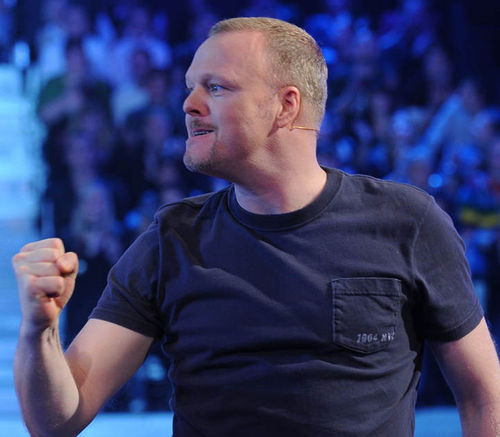 Stefan Raab zockt heute um 3,5 Millionen Euro