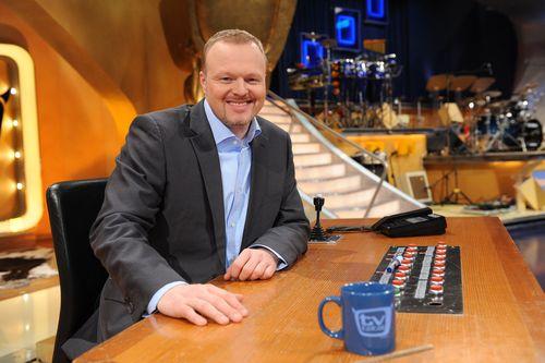 Stefan Raab wird in diesem Jahr seine TV-Karriere beenden