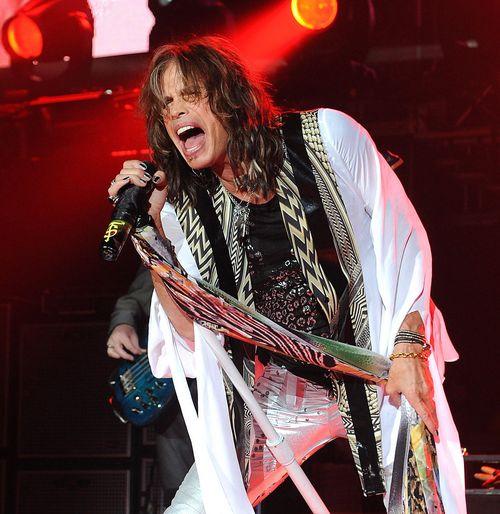 Steven Tyler verkündete eine Aerosmith-Comeback