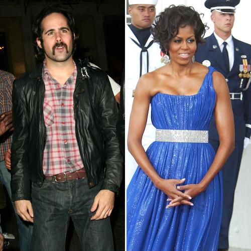 Dem The Killers-Drummer Ronnie passierte bei der Begegnung mit Michelle Obama ein kleines Missgeschick