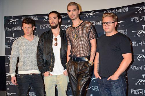 Tokio Hotel haben sich nicht nur äußerlich verändert, auch der Hype um sie hat sich gewandelt