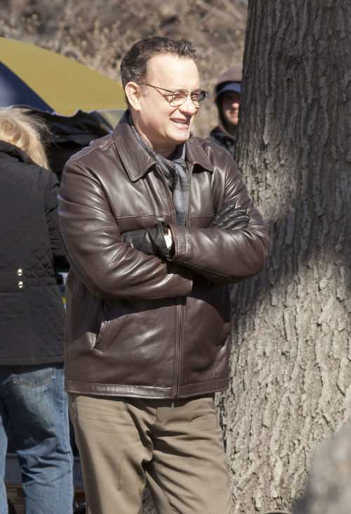 "Tom Hanks in dem neuen Film ""Extremely Loud and Incredibly Close"""