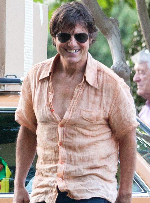 Fehlt Tom Cruise da etwa ein Zahn?
