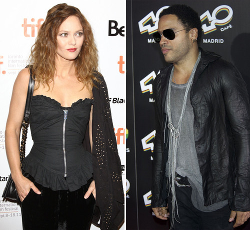 Lenny Kravitz tröstet Vanessa Paradis nach ihrer Trennung von Johnny Depp