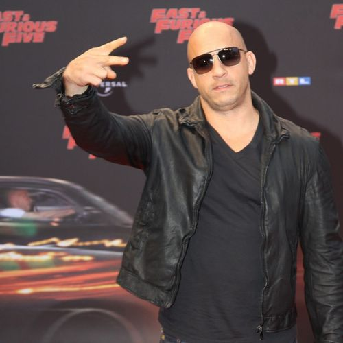 Vin Diesel Sonnenbrille Vin Diesel Kann Stolz Sein Auf
