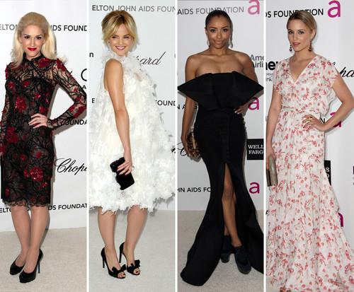 Einige Damen griffen mit ihrer Oscar-Kleid-Wahl daneben