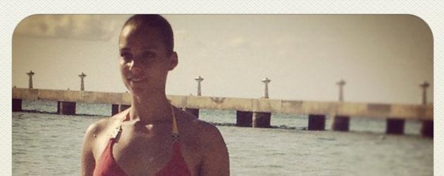 Alicia Keys im Bikini