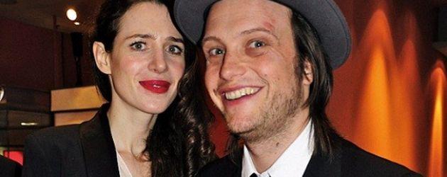 August Diehl und seine Frau Julia Malik bei der Berlinale