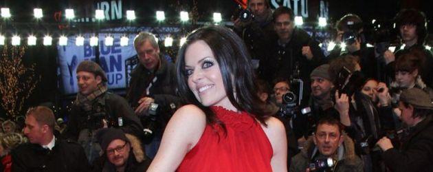 Berlinale 2011: Kate Hall auf dem roten Teppich bei Eröffnungs-Gala
