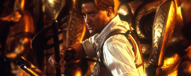 """Brendan Fraser in """"Die Mumie"""""""