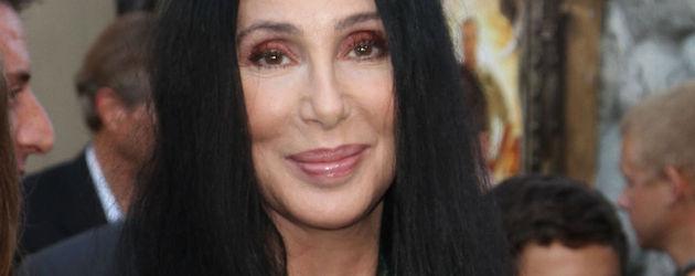 Cher gezeichnet von Beauty-Op's