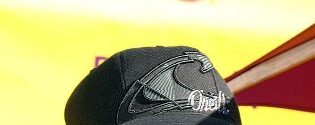 Chris Klein mit Kappe