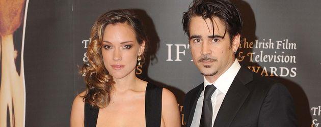 Colin Farrell und Alicja Bachleda-Curus