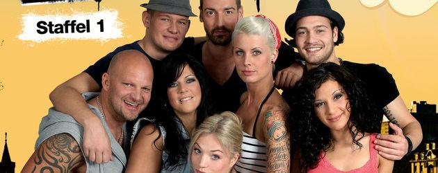 """Das DVD-Cover von """"Berlin - Tag & Nacht"""""""