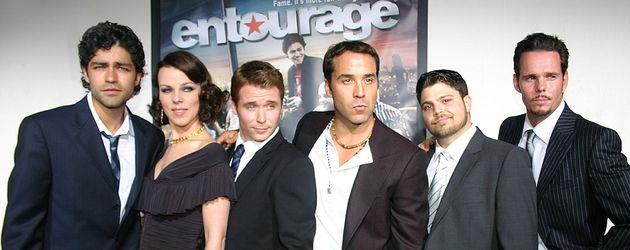 """Der Cast von """"Entourage"""""""