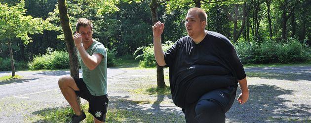extrem schwer ex 238 kilo mann hat angst vorm fett r ckfall. Black Bedroom Furniture Sets. Home Design Ideas
