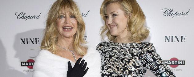 Goldie Hawn und Kate Hudson