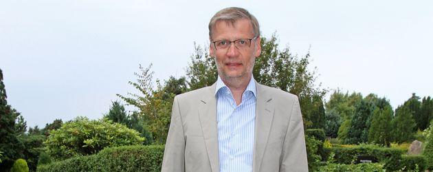 Günther mit Bart