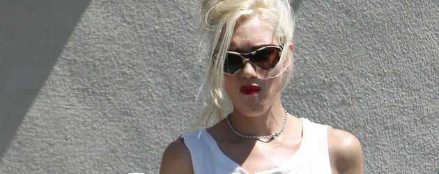 Gwen Stefani mit Kingston in Malibu