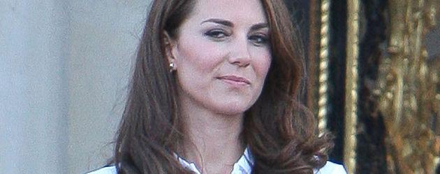 Herzogin Kate in Hosen