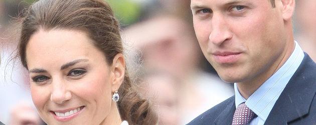 Herzogin Kate und Prinz Williams in Kanada