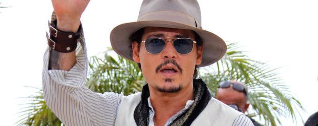 Johnny Depp Pirat 3