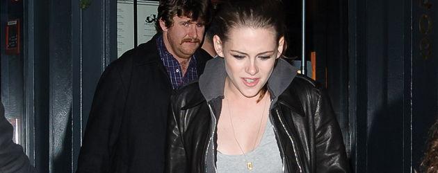 Kristen Stewart im legeren Outfit