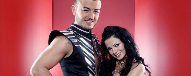 Let's Dance 2012: Ardian Bujupi und Katja