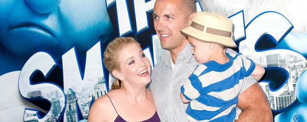 Melissa Joan Hart und ihre süße Familie