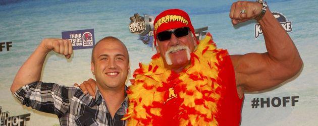 Nick und Hulk Hogan