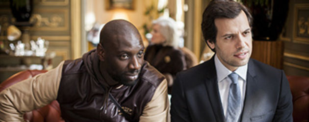 "Omar Sy und Laurent Lafitte in ""Ein Mordsteam"""