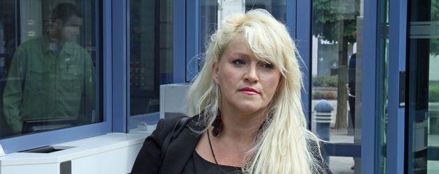 Sabrina Lange vorm Gericht