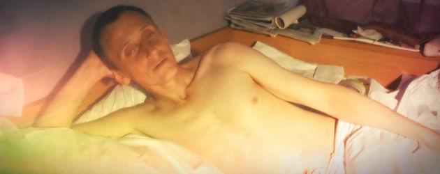 Sachsen-Paule im Bett