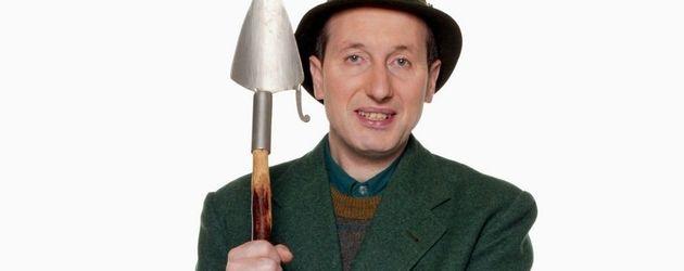 Schäfer Heinrich mit Hut