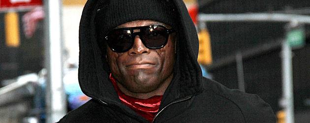 Seal mit Mütze und Sonnenbrillle