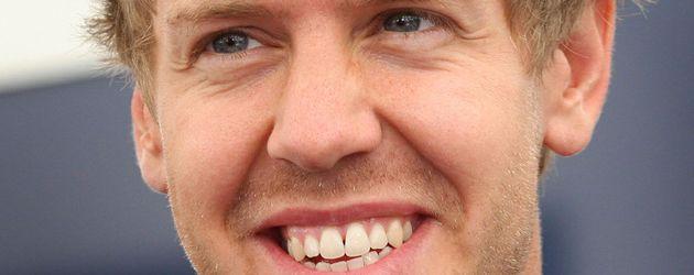 Sebastian Vettel nah