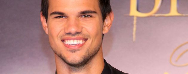 "Taylor Lautner in Berlin bei der ""Breaking Dawn""-Karriere"