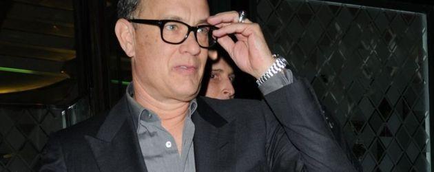 Tom Hanks mit Nerd-Brille