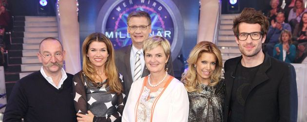 WWM-Promi-Special mit Horst Lichter, Anke Engelke, Gloria von Thurn und Taxis, Sylvie van der Vaart und Daniel Hartwich