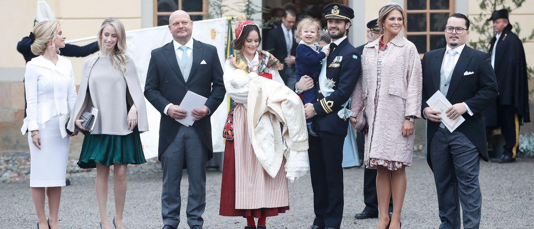 Tauf Dresscode Rot Madeleine Von Schweden Trägt Lieber Rosa