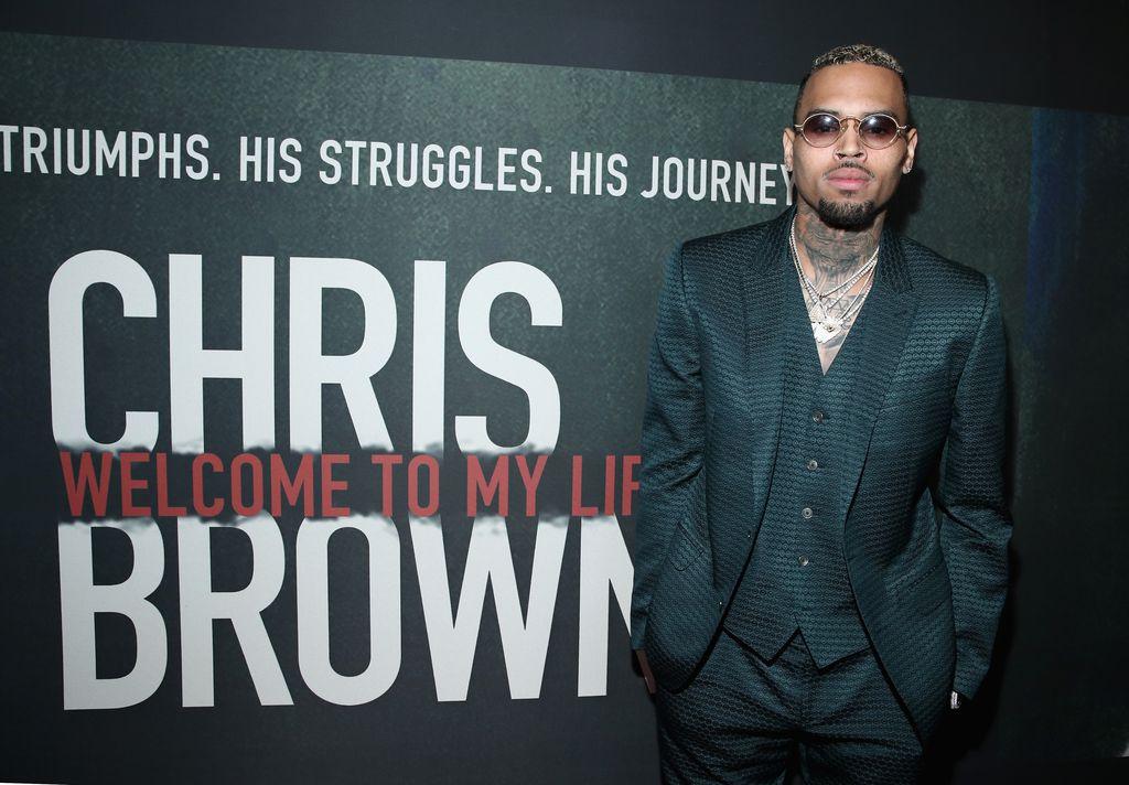Chris brown vermögen