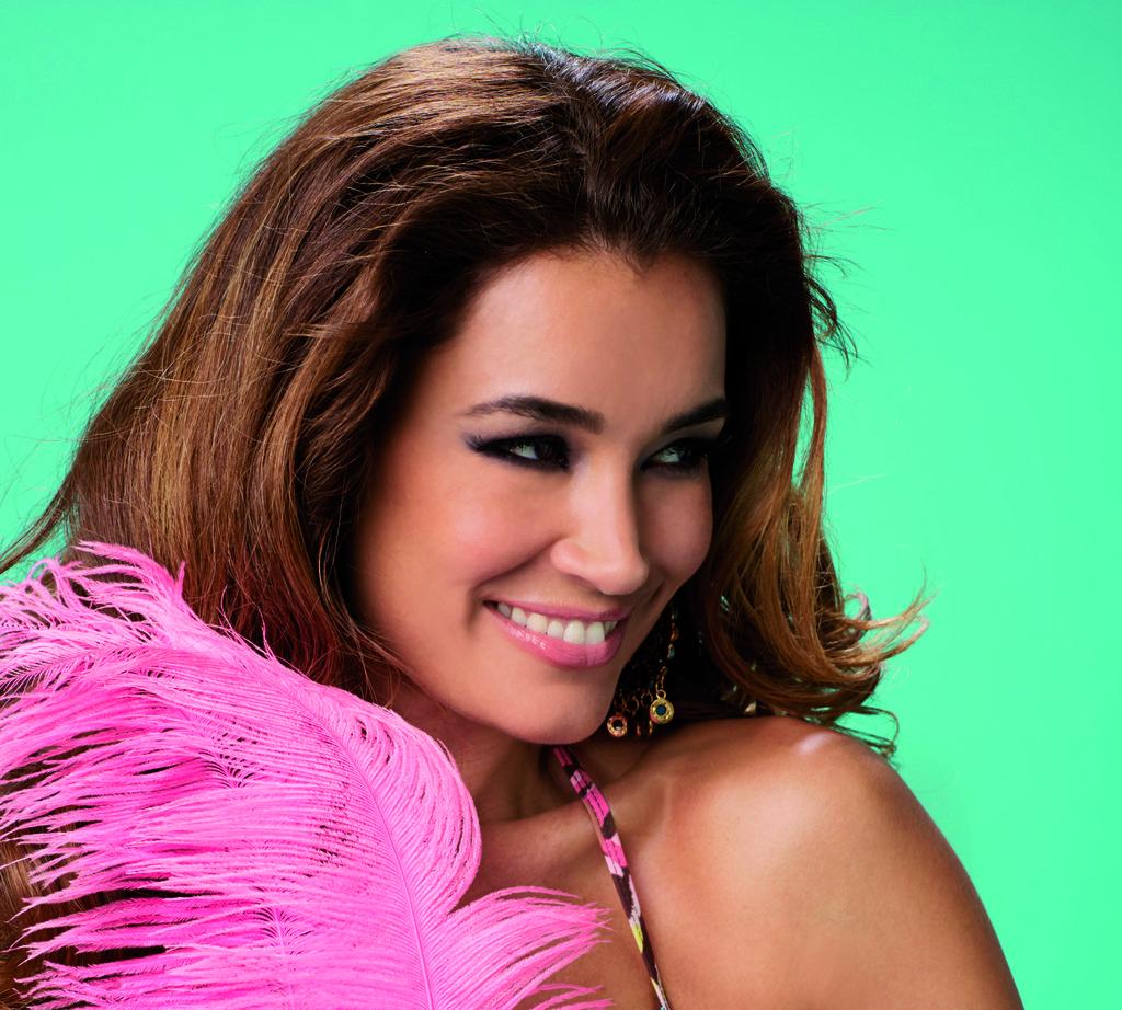 Beach Feeling Jana Ina Zarrella Kürt Brazil Queen Promiflashde