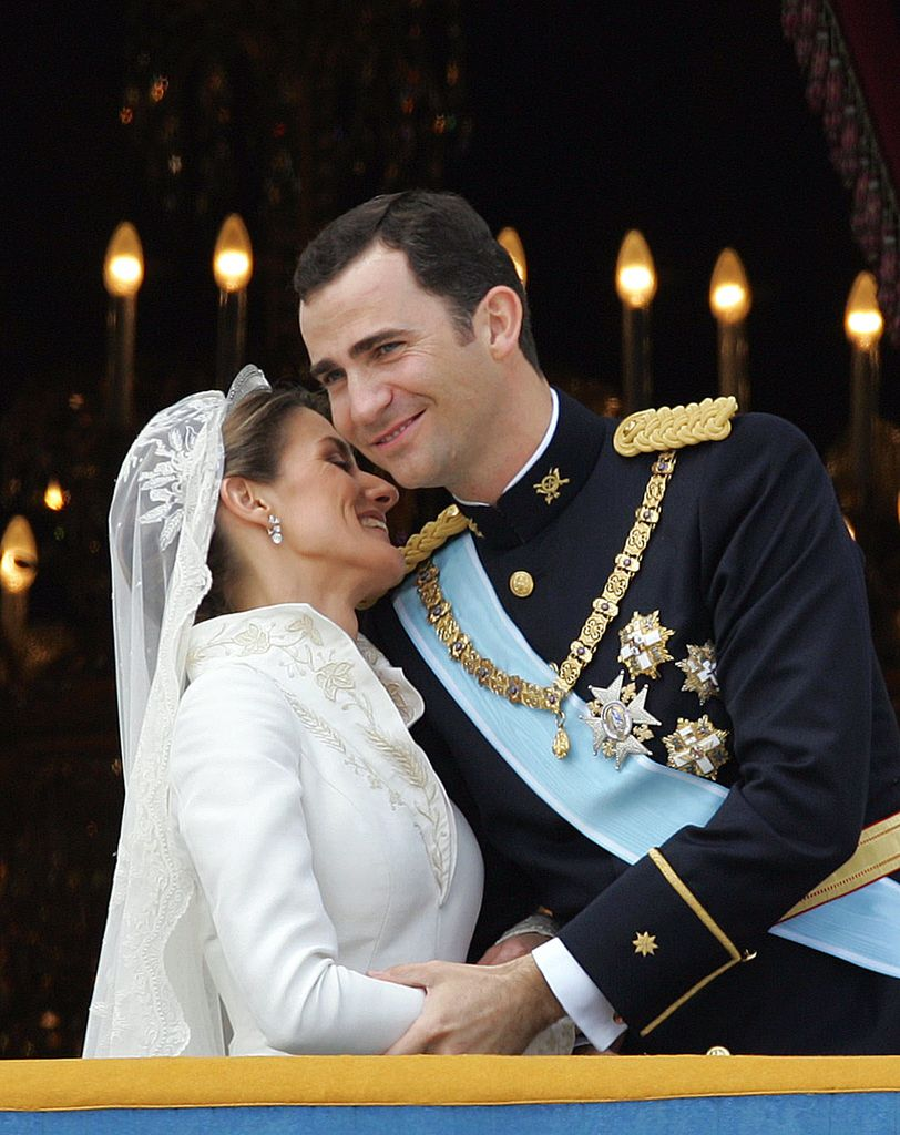 König Felipe & Königin Letizia feiern heute 12. Hochzeitstag
